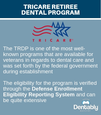 tricare dental resources for veterans