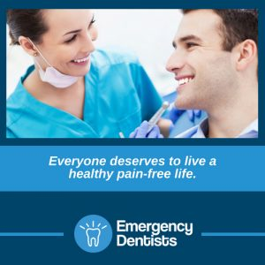 values emergency dentists