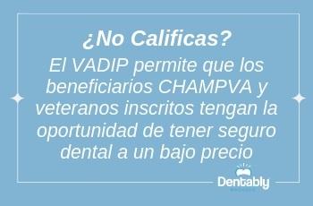 veteranos califican cuidado dental