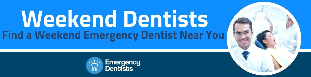 weekend dentists finding a weekend emergency dentist near you